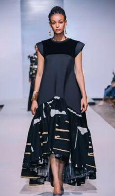 Long African Dresses, Latest African Fashion Dresses, African Print Fashion, Africa Fashion, Chic Dress, Classy Dress, Elegant Dresses, Casual Dresses, Modest Fashion