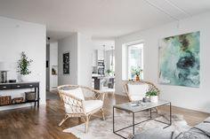 Lundin Fastighetsbyrå - 3:a Eriksberg  -  Gavellägenhet med två fantastiska balkonger & älvutsikt