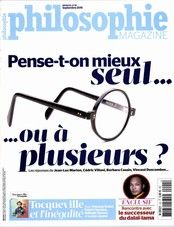 Philosophie magazine n°92, septembre 2015
