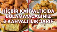 8 Different Recipes for Breakfast you will not find in any Kahvaltıcı the same . Slow Food, Breakfast Items, Breakfast Recipes, Fast Food, Diet Snacks, Diet Plans To Lose Weight, Different Recipes, Diet And Nutrition, Appetizer Recipes