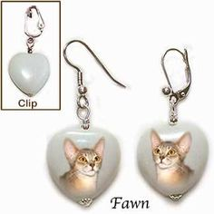 Keychain Exceptional Gift Cat Crystal Keyring Art Dog Ltd Abyssinian