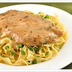 Chicken with Tarragon-Mustard Cream Sauce Recipe - ZipList