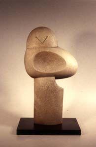 Antoine de Vinck, hibou (owl), 1995
