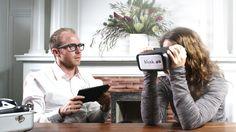 Blink, pour procéder à un examen de la vue avec un smartphone