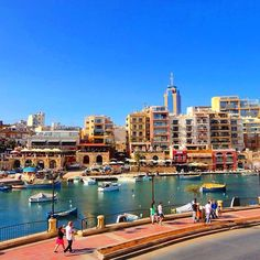 Saint Julians Malta