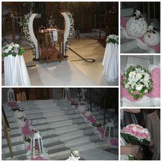 Στολισμός γάμου στην Παναγία Κανάλα. Χάρης & Ελένη!!! www.grgamos.com