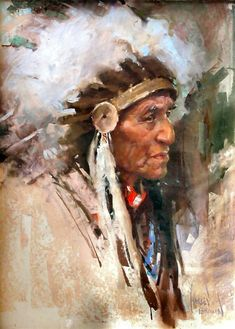 View Man from the Blackfoot Crossing by Harley Brown on artnet. Browse upcoming and past auction lots by Harley Brown. Native American Face Paint, Native American Children, Native American Paintings, Native American Pictures, Native American Beauty, Native American Artists, American Indian Art, American Indians, Indian Artwork