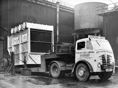 FODEN Old Lorries, Heavy Duty Trucks, Commercial Vehicle, Classic Trucks, Old Trucks, Transportation, Vehicles, Britain, Vans