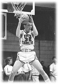 Billy Cunningham UNC Rebound