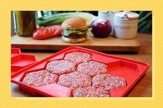 Best Burger Recipe, Burger Recipes, New Recipes, Amazing Burger, Good Burger, Frozen Burger Patties, Original Burger, Burger Press, Lamb Burgers