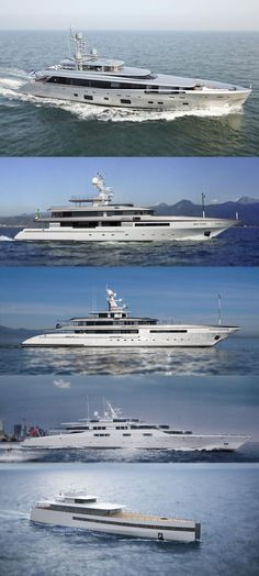 Focus on Yacht Design I (1): Not at all low profile - European Institute of Yacht Design