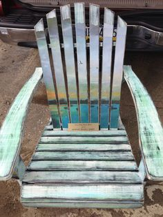 painted adirondack chairs kid tables and 25 best images hand chair for edinboro lakeside association