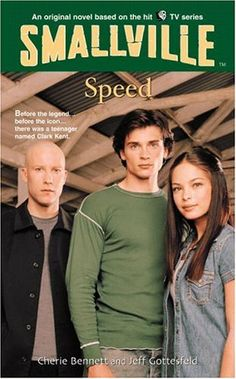 Speed (Smallville Series for Young Adults, No. 5) by Cherie Bennett http://www.amazon.com/dp/0316168165/ref=cm_sw_r_pi_dp_RYAivb0TY5B5S