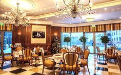 Венская кофейня Amadeus | Premier Palace Hotel Kharkiv