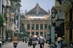 Packed with traffic, skyscrapers and a growing number of four-wheeled vehicles, today's Hanoi is a world apart from its 1990s incarnation. ...