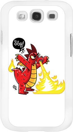 Gökçe Akgül - Ejderha Kendin Tasarla - Samsung Galaxy S3 Kılıfları