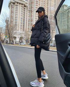 Tried this Pin? Casual Fall Outfits, Winter Fashion Outfits, Fall Winter Outfits, Look Fashion, Stylish Outfits, Trendy Fashion, Sporty Fashion, Girly Outfits, Luxury Fashion