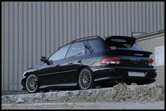 Post up your favorite wagon - Page 3 - Subaru Impreza GC8 & RS Forum & Community: RS25.com
