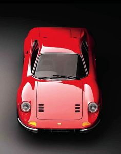 I just can't get over the beauty of the #Ferrari Dino! #PictureOfTheDay #ferrarivintagecars