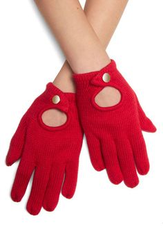 The Power of Gloves, #ModCloth