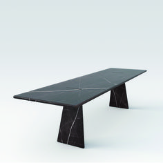 Shop SUITE NY for the Asolo Dining Table by Angelo Mangiarotti and other marble dining tables