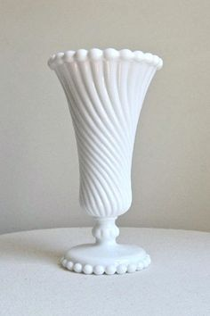 milk glass vase i think i need this one too