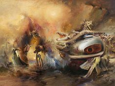 Exposition Art Blog: James Timothy Gleeson