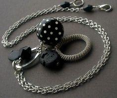 naszyjniki - inne-w kropki Jewelry, Jewlery, Bijoux, Schmuck, Jewerly, Jewels, Jewelery, Fine Jewelry, Ornament