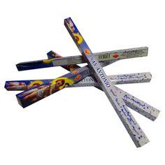 http://www.maniasemanias.com/produto/incenso-vareta-santo-antonio - INCENSO VARETA SANTO ANTÓNIO - Objetivo: Proteção. - Embalagem: Caixa com 8 varetas - Marca: Sac