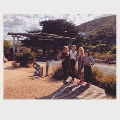 We survived 3 nights camping #Koalas #Kangaroos #Wallabies and the whole of the Great Ocean Road and more! Well done ladies!! #GreatOceanRoad #RoadTrip #Victoria #Australia #Camping #12Apostles #bonfire #Eastergram #EasterWeekend by sadiehopson http://ift.tt/1ijk11S