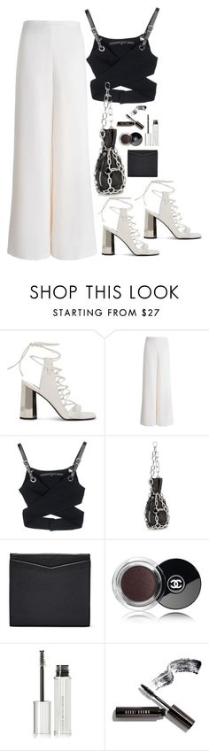 """Untitled #1796"" by samikayy76 on Polyvore featuring Senso, Zimmermann, Barbara Bui, Alexander Wang, FOSSIL, Chanel, Givenchy and Bobbi Brown Cosmetics"