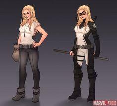 The Mockingbird. Agent of S.H.I.E.L.D.