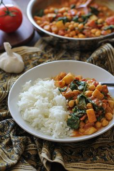 Easy 30-Minute Chana