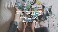 Minimalismo aplicado: libros y revistas