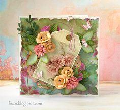 Klaudia / Kszp: floral