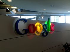 Inside Google's Offices