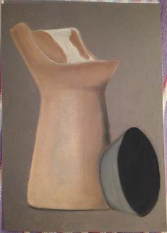 PL-1. Pastel. Tarros de terracota con tapa de goma de Benjamin Hubert para MENU.