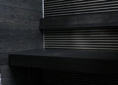 musta sauna – Design by Maedde