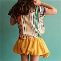Girls fashion design spring-summer collection - ShanandToad.com