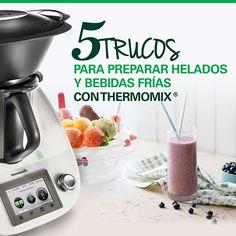 bannerfacebook5trucosparahelados Blog, Kitchen Appliances, T5, Cool Drinks, Deserts, Hacks, Cooking, Libros, Kitchens