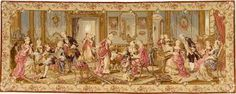 Flemish Tapestries at Linen Lace and Patchwork, Benfleet, Essex UK www.llph.co.uk1490 × 600Buscar por imagen cheverny palace with hunting scene Rogier+Willems+pintor - Buscar con Google