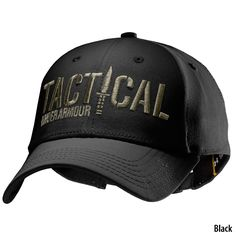 buy online 4044f 0b600 Under Armour 1229789 Black - Desert Sand Letters Tactical Hat One Size Fits  All