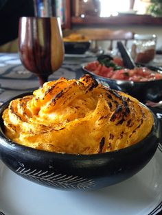 Rescatando Recetas: Pastel de zapallo y cochayuyo (Calabaza y algas) Chilean Recipes, Chilean Food, Clean Eating, Healthy Eating, Salty Foods, Veggie Delight, American Food, Sin Gluten, Bon Appetit