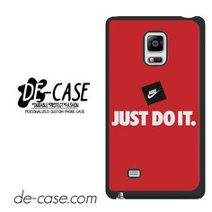 Nike Just Do It DEAL-7852 Samsung Phonecase Cover For Samsung Galaxy Note Edge