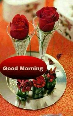 Red Roses for Romance Good Morning Prayer, Good Morning Gif, Morning Blessings, Good Morning Messages, Morning Prayers, Good Morning Wishes, Good Morning Images, Day Wishes, Good Morning Quotes