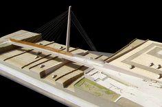 Bagley Pedestrian Bridge in Detroit Provides Safe Access to Canada | Inhabitat - Green Design, Innovation, Architecture, Green Building