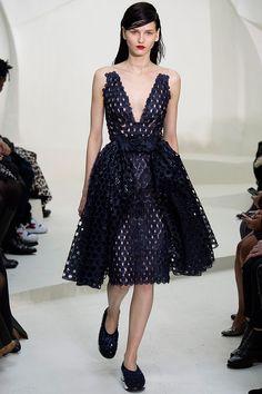 Christian Dior - Paris Haute Couture S/S 2014
