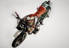 BMW R1100GS Buldozzer Motorcycle 7