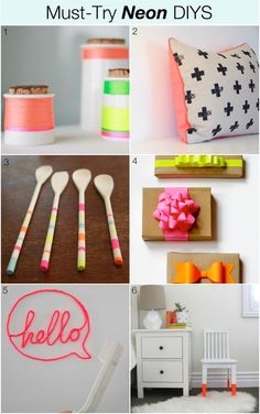 Inspiration of the Week: Neon