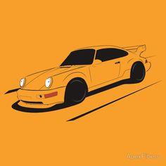 Porsche 911 (993) RSR